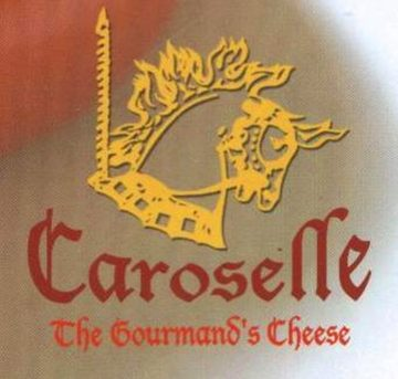 Caroselle - The Gourmand's Cheese (Logo)
