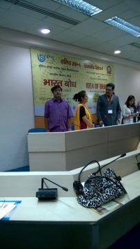 Mr. D. Harish Kumar at the Event.