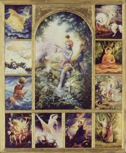 nine-avatars